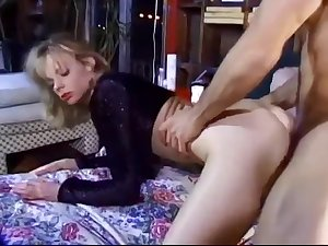 Retro Blonde Drilled