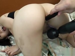 Japanese anal wife naked