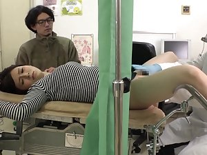 UD-818R The Gynecologist Molester!! Japanese Hospital Part:1
