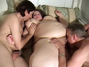 Brie Brown Bachelor Corps - classic BBW porn