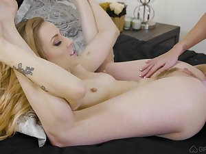 April ONeil increased by Karla Kush need no man as pine as they have a strapon