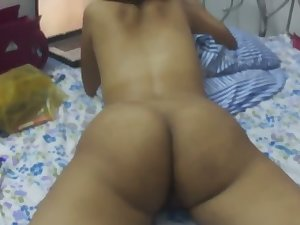 Hypocritical face down Desi GF gets her twat licked and fucked well