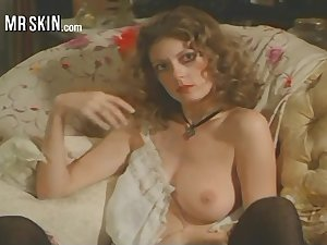 Wonderful hottie Brenda Denaut flashes tight soul together with sexy hard nipples