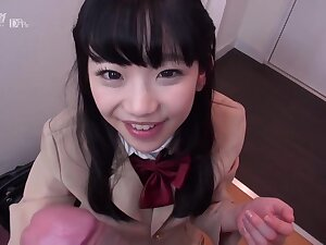 Yuna Himekawa Popular Series After Crammer Reflexology A Beautiful Woman Who Looks Not roundabout Identically To An individual