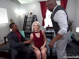 Zoe Sparx is often sucking black dicks for free, in repayment for a good fuck