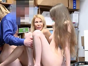 Police cock interrogating with an increment of fucked office girl xxx
