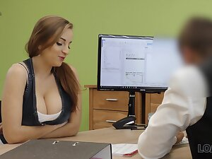 A college graduate seduces her the way the cookie crumbles kingpin roughly her tits and fucks him good