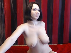 This Russian webcam babe has an obstacle most skilfully spectacular body with an increment of tits I've ever seen