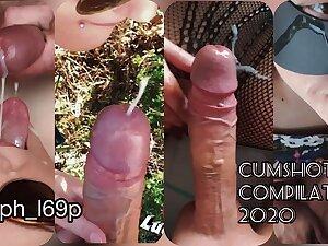 Big cocks cums compilation